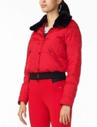 Куртка пуховая женские Armani Exchange модель QZ50 приобрести, 2017