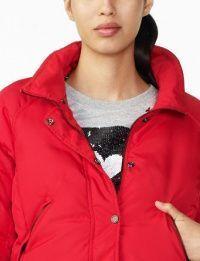 Куртка пуховая женские Armani Exchange модель QZ50 купить, 2017