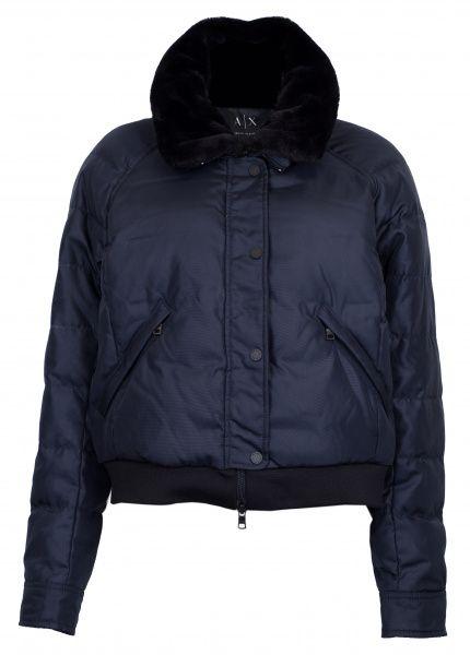 Куртка пуховая женские Armani Exchange модель QZ51 , 2017