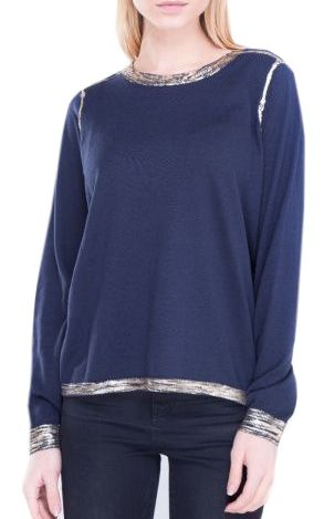 Пуловер для женщин Armani Exchange QZ536 цена одежды, 2017
