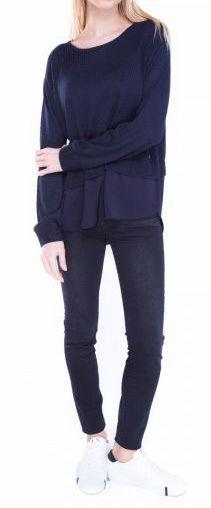 Пуловер для женщин Armani Exchange QZ538 размерная сетка одежды, 2017