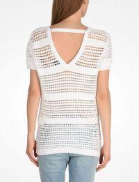 Блуза женские Armani Exchange модель QZ543 , 2017
