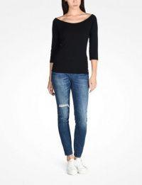 Блуза женские Armani Exchange модель QZ552 отзывы, 2017