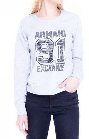 Свитер женские Armani Exchange модель QZ564 отзывы, 2017