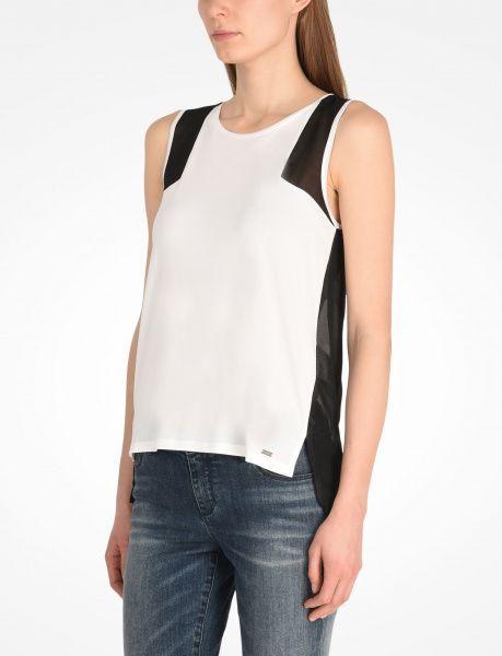 Блуза для женщин Armani Exchange QZ570 цена одежды, 2017