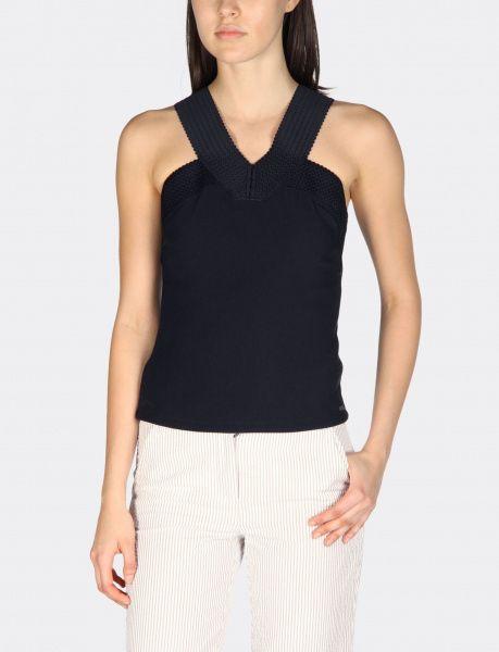 Майка женские Armani Exchange QZ578 брендовая одежда, 2017