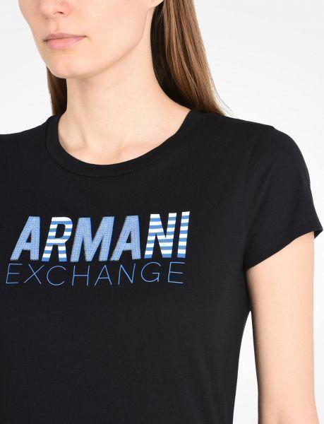 Футболка женские Armani Exchange QZ636 размерная сетка одежды, 2017