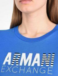 Футболка женские Armani Exchange модель QZ637 , 2017