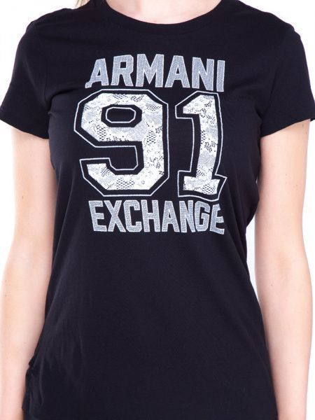 Футболка для женщин Armani Exchange QZ646 купить, 2017