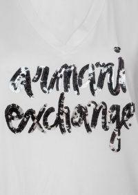 Футболка женские Armani Exchange модель QZ657 характеристики, 2017