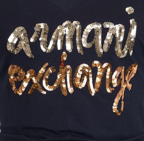 Футболка женские Armani Exchange QZ658 цена одежды, 2017