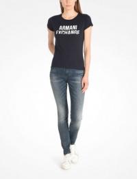 Armani Exchange Футболка жіночі модель 3YYTDP-YJA8Z-1510 , 2017