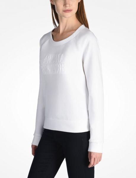 Свитер для женщин Armani Exchange WOMAN JERSEY SWEATSHIRT QZ692 одежда бренда, 2017