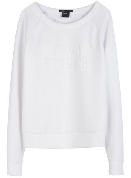 Свитер для женщин Armani Exchange WOMAN JERSEY SWEATSHIRT QZ692 брендовая одежда, 2017