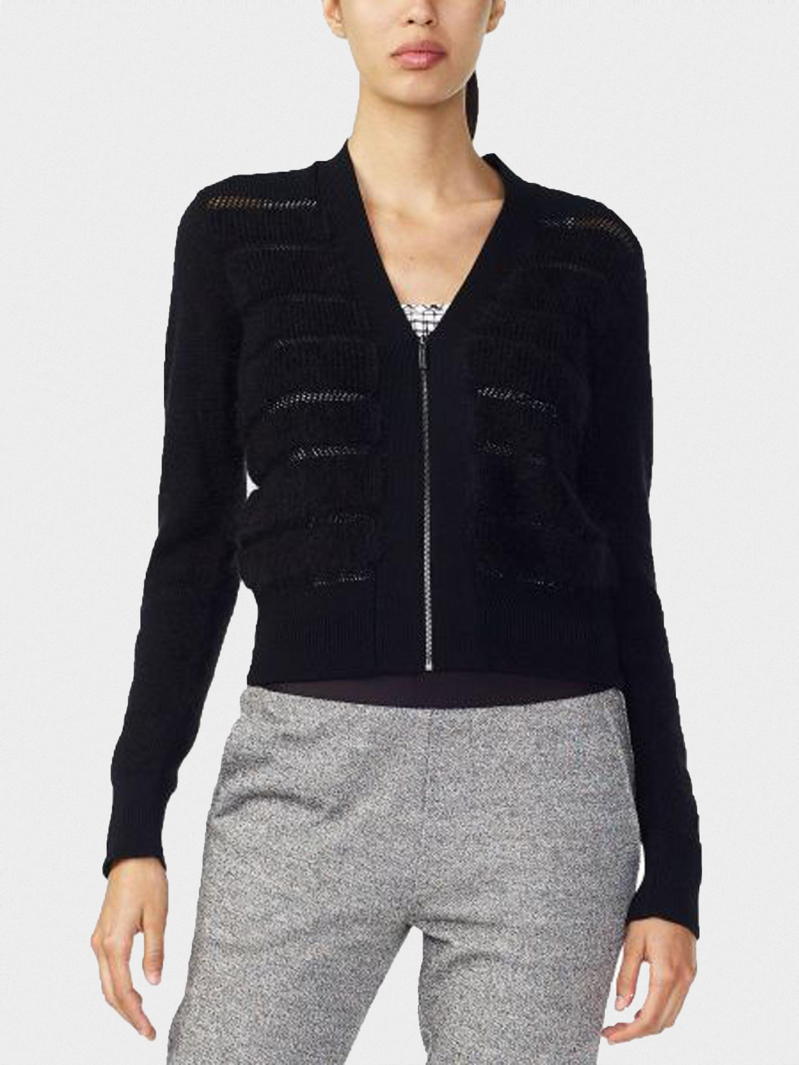 Кардиган для женщин Armani Exchange QZ72 цена одежды, 2017