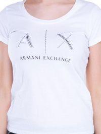 Футболка женские Armani Exchange модель QZ721 , 2017