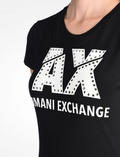 Armani Exchange Футболка жіночі модель 8NYT86-YJC7Z-1200 купити, 2017