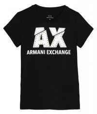 женская обувь Armani Exchange черного цвета , 2017