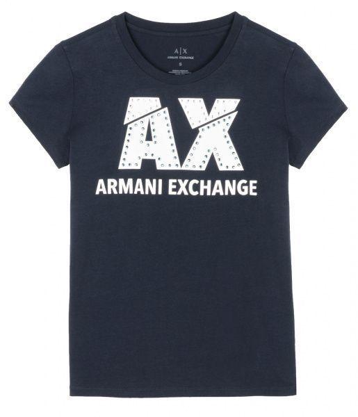 Armani Exchange Футболка  модель QZ728 отзывы, 2017