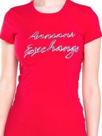 Armani Exchange Футболка жіночі модель 3YYTFC-YJC7Z-1400 придбати, 2017