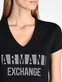 Armani Exchange Футболка жіночі модель 8NYT90-YJC7Z-1200 купити, 2017