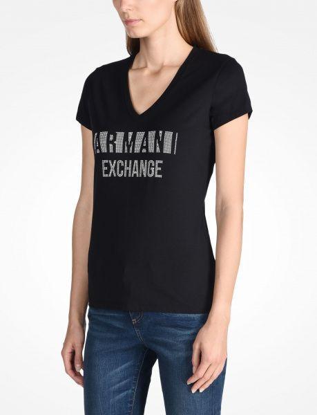 Футболка женские Armani Exchange QZ747 цена одежды, 2017