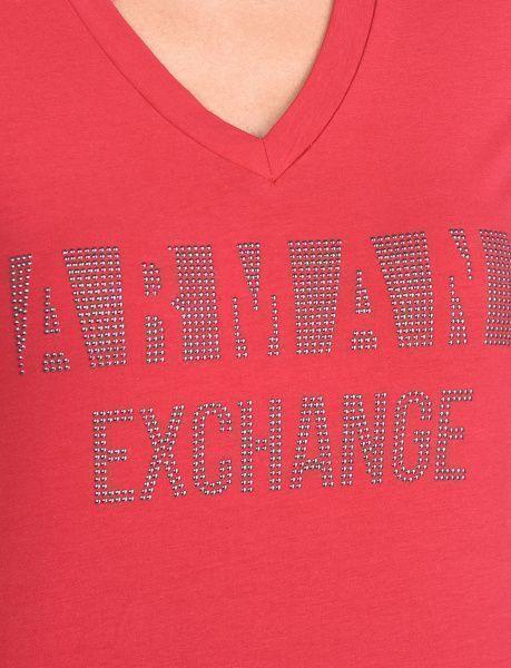 Футболка женские Armani Exchange QZ748 размерная сетка одежды, 2017