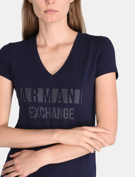 Футболка женские Armani Exchange модель QZ749 , 2017