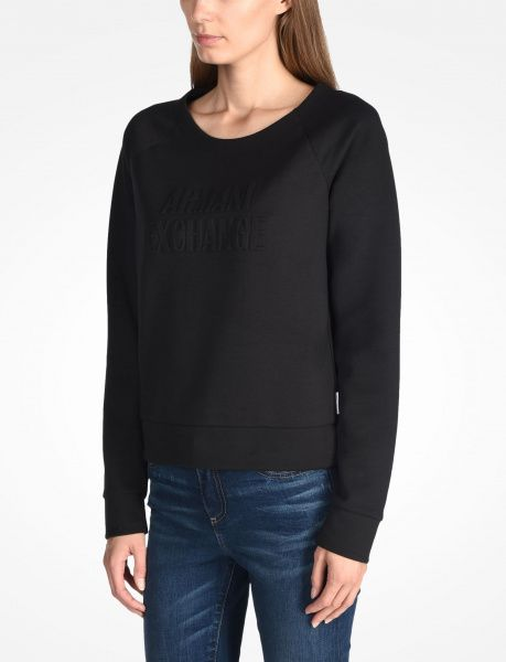 Свитер женские Armani Exchange WOMAN JERSEY SWEATSHIRT QZ753 , 2017