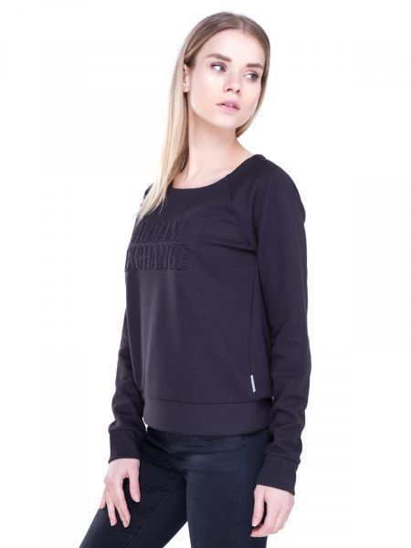 Свитер женские Armani Exchange WOMAN JERSEY SWEATSHIRT QZ753 брендовая одежда, 2017