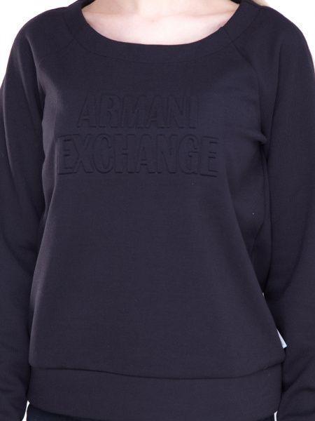 Свитер женские Armani Exchange WOMAN JERSEY SWEATSHIRT QZ753 размеры одежды, 2017