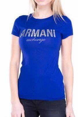 Футболка женские Armani Exchange модель QZ760 цена, 2017