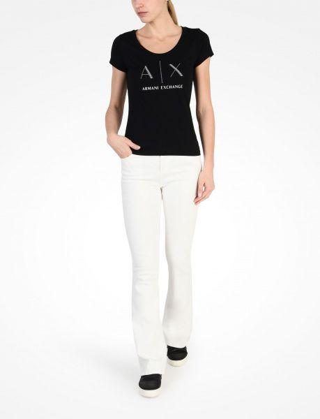 Джинсы для женщин Armani Exchange QZ791 цена одежды, 2017