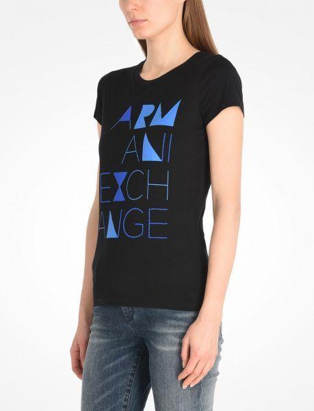 Футболка женские Armani Exchange QZ827 цена одежды, 2017
