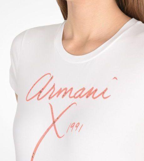 Armani Exchange Футболка жіночі модель 3YYTAK-YJC7Z-0144 ціна, 2017