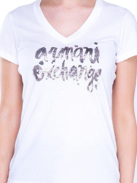 Футболка женские Armani Exchange модель QZ832 характеристики, 2017