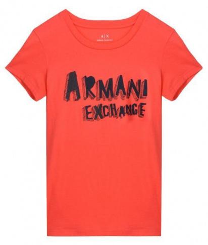 Футболка женские Armani Exchange модель 3YYTCP-YJC9Z-1411 , 2017