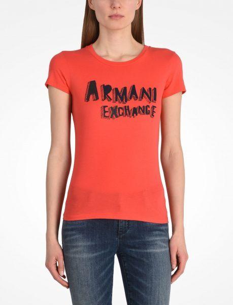 Футболка для женщин Armani Exchange QZ843 купить, 2017
