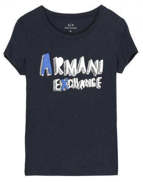 Футболка для женщин Armani Exchange QZ844 размерная сетка одежды, 2017