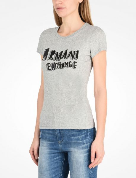 Футболка для женщин Armani Exchange QZ845 примерка, 2017
