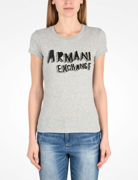 Футболка для женщин Armani Exchange QZ845 купить, 2017