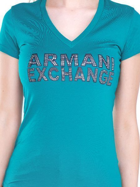 Футболка для женщин Armani Exchange QZ850 купить, 2017