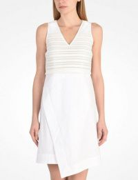 Платье женские Armani Exchange модель QZ869 , 2017