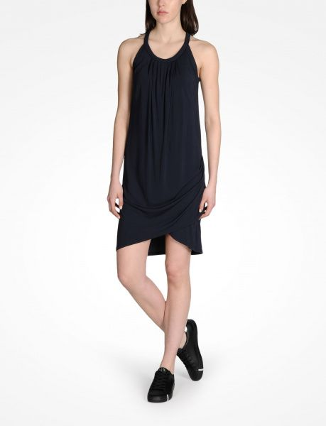 Платье для женщин Armani Exchange QZ871 цена одежды, 2017