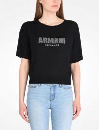 Armani Exchange Футболка жіночі модель 3YYM1Z-YMG4Z-1200 ціна, 2017