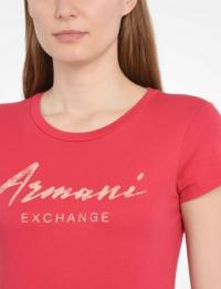 Armani Exchange Футболка жіночі модель 3YYTEP-YJR6Z-1413 купити, 2017
