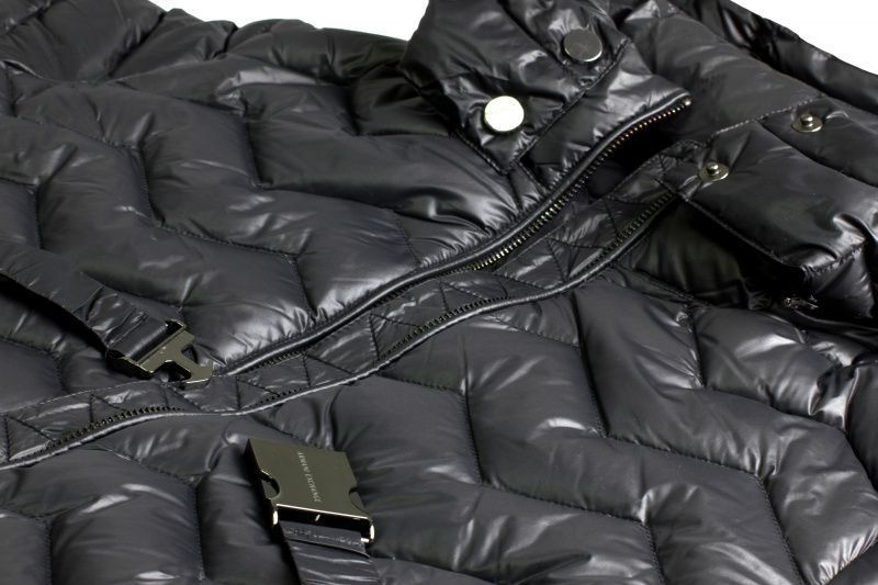 Armani Exchange Куртка пухова жіноча модель QZ954 - купити за ... 30d1abdc29c67