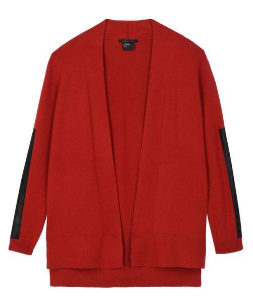 Купить Кардиган женские модель QZ972, Armani Exchange, Красный