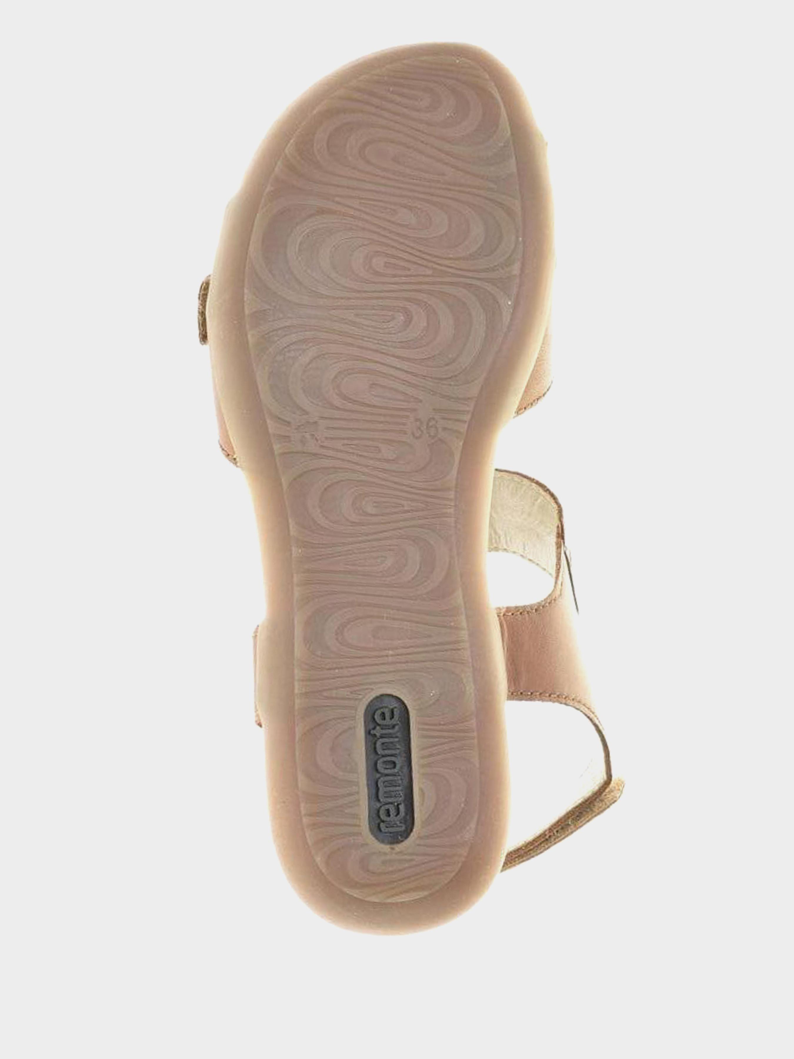Сандалии для женщин Remonte RD40 размерная сетка обуви, 2017