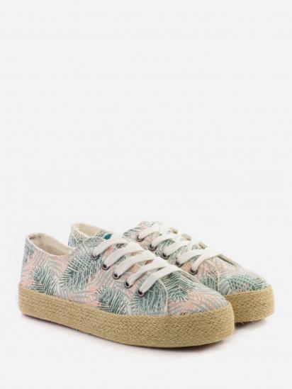 Кеды женские Rocket Dog MADOX MADOX jungle palm green брендовая обувь, 2017